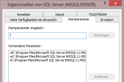 SQL-Server-Konfigurationsmanager
